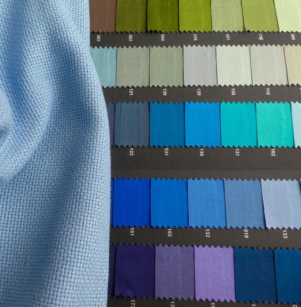Farbvielfalt in der Gönnerei